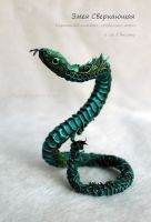 Shining Serpent by hontor