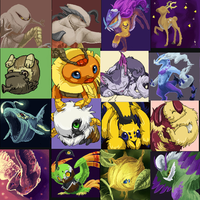 iScribble Pokemon Challenge 2