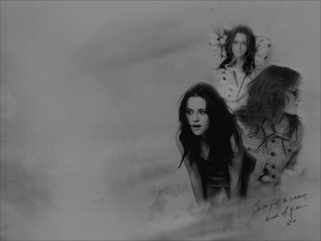 Kristen Stewart Collage by Look-But-Don-t-Touch