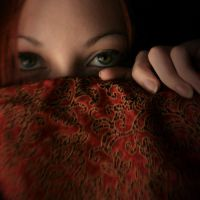 Peering into You by kedralynn