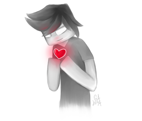 I have a heart by Gameaddict1234