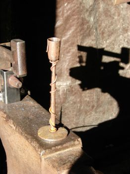 Candlestick prototype 10-15-2016 by StutleyConstable