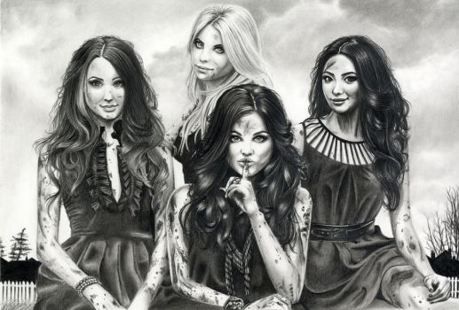 Pretty Little Liars by LilliKeks