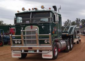 K-Series Car carrier on parade by RedtailFox