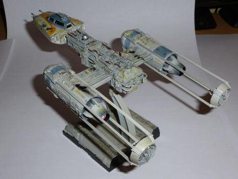Y-Wing 3 by MOAB23