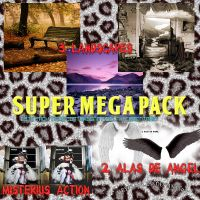 Super Mega Pack by HeyFlawless