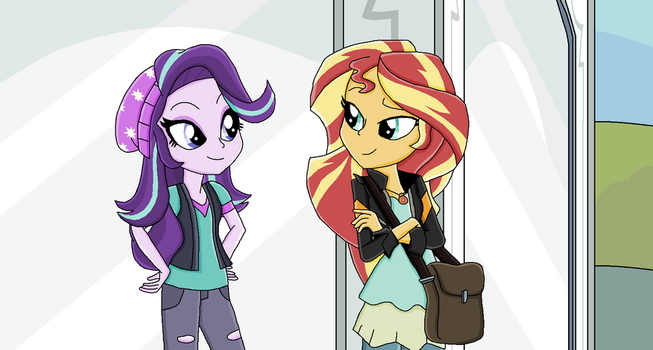Great Minds Think Alike by EmeraldBlast63