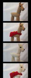 Llamas IRL Complete by jesspotter
