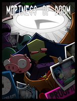 Invader ZIM - Mopiness of Doom by ReynaSteph93