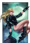Black Canary by diabolumberto