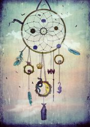 Dream Catcher by MagpieMagic