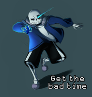 Get the bad time by kiuki-10
