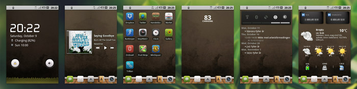 My Android II - October 2010 by hundone