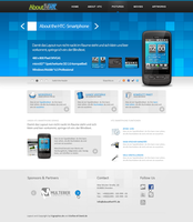 Mobile Layout - Collabo by h1xndesign