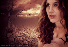 Dystopia Wayfarer (Charlotte Wessels of Delain) by CountessMorticia