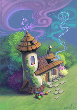 Tower by Linum7