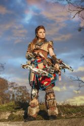 Horizon Zero Dawn - Aloy by fenixfatalist