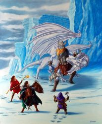 Frost Giant by Neothera