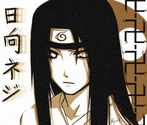 new neji - simple by shiawase-chan