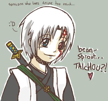 beansprout taichou id by Building-Bridges