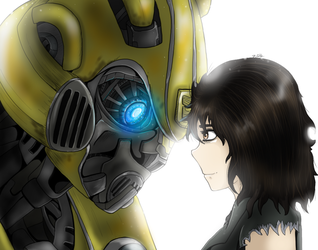 Bond between man and machine by joselyn565