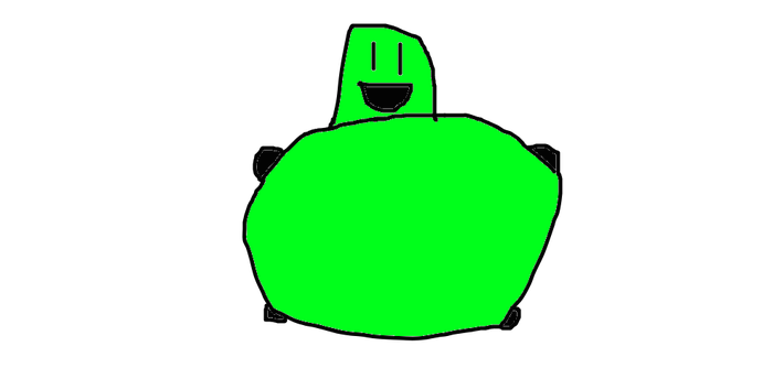 Me Inflated by CoolJuiceGuy