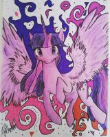 Twilight Sparkle by FleiraShimizu