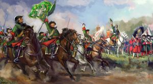 The Russian Army of Peter the Great by Mitchellnolte