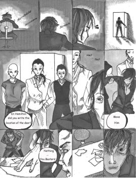 radici chapter 1 page 1 by Sunshine-Productions