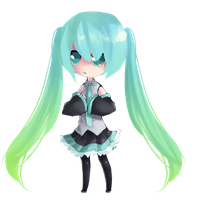 mikus by dollieguts