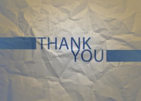thank you by mohanmadabd
