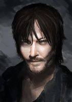 The Walking Dead - Daryl Dixon by Ayane45