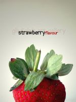 Strawberry flavour by gladdy-day