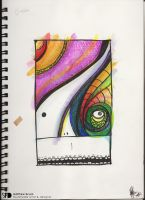 sketch book 03 loner gimpsicle by SquareFrogDesigns