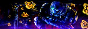Metroid Metal: Fusion Sector1 by LightningArts