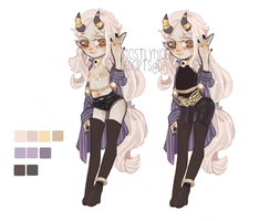 Panty Boy 02 +CLOSED+ by mostlyniceAdopts