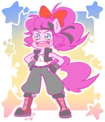 20% Pinker by thegreatrouge