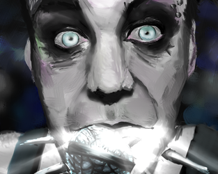 Till Lindemann by Droid-Listless