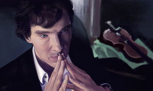 Tea Time with Moriarty by Gwendolaine