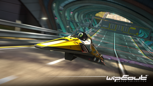 Wipeout Omega Collection Wallpaper 03 by JJteam