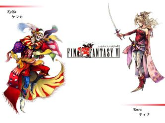 Final Fantasy VI by ShiroTagachi