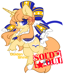 Golden Shine[Sold out] by abc002310