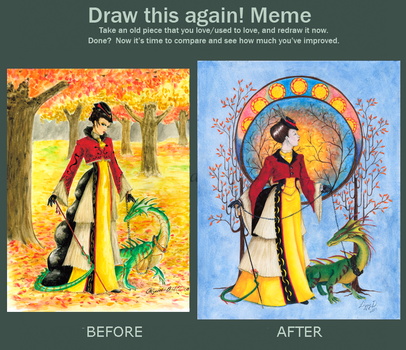Meme  Before And After by Lizzy-D