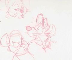 Quick sketches by Shrewgirl