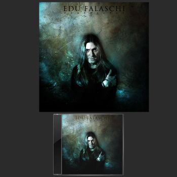 Edu Falaschi CD Cover by Luquicas
