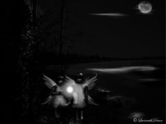 Little Fairies Lost by AnaLeysha