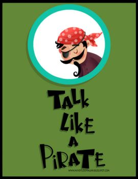 Talklikeapirate by SuzyQ2pie