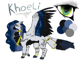 khoeli - goddess of the moons by imagine--nation