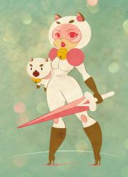 Bee and Puppycat by happymeadow