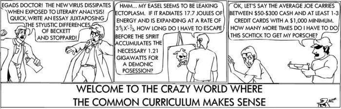 The Common Curriculum by smartmouthstudios
